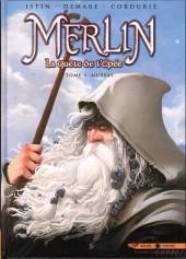 Merlin - La quête de l'épée -4a- Mureas