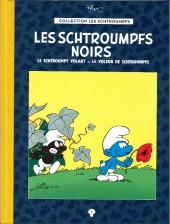 Les schtroumpfs - La collection (Hachette) -1Test- Les Schtroumpfs noirs