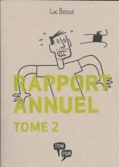 Rapport annuel - Tome 2