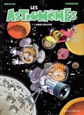 Les astromômes -1- L'Année bulleuse