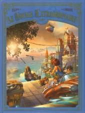 Le voyage Extraordinaire -4- Tome 4 - Les Îles mystérieuses - 1/3