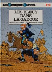 Les tuniques Bleues -13b1986- Les bleus dans la gadoue