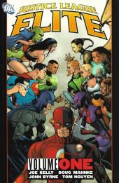 Justice League Elite (2004) -INT1- Volume One