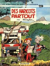 Spirou et Fantasio -29- Des haricots partout