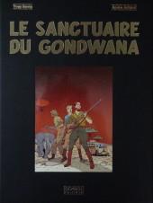 Blake et Mortimer -18TL4- Le sanctuaire du gondwana