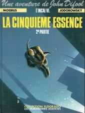 L'incal - Une aventure de John Difool -6a1991- La cinquième essence - 2e partie - la planète difool