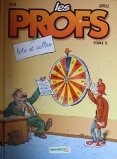 Les profs -2a2010a- Loto et colles