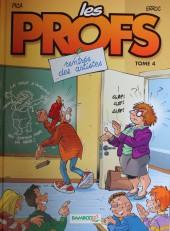Les profs -4a08- Rentrée des artistes