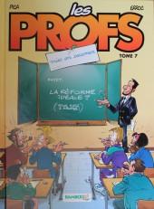 Les profs -7a12- Mise en examen