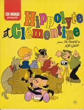 Hippolyte et Clémentine -1- Tome 1