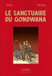 Blake et Mortimer (Les Aventures de) -18TL5- Le Sanctuaire du Gondwana (rouge vif)