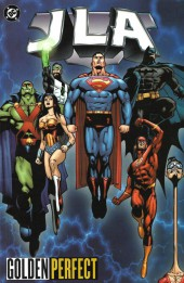 JLA (1997) -INT10- Golden Perfect