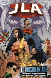 JLA (1997) -INT11a- The Obsidian Age - Book One