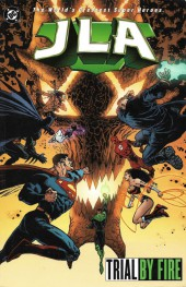 JLA (1997) -INT14- Trial by Fire