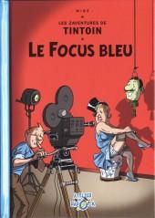 Radock IV -2- les zaventures de Tintoin - le focus bleu