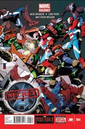 Secret Avengers (2013) -4- Mission 004: Tehran