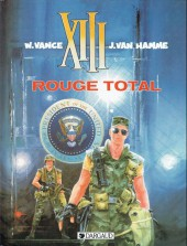 XIII -5a1991/01- Rouge total