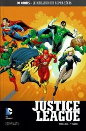 DC Comics - Le Meilleur des Super-Héros -18- Justice League - Année Un - 1re partie