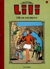 Lili - La collection (Hachette) -24- Lili en vacances