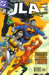 JLA: Classified (DC comics - 2005) -2- Master of Light