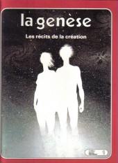 Ancien testament -1- La Genèse, Les récits de la Création