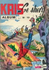 Kris le shériff -Rec- Album N°10 (du n°37 au n°40)