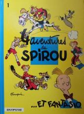 Spirou et Fantasio -1d1984- 4 aventures de Spirou
