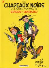 Spirou et Fantasio -3e83- Les chapeaux noirs