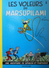 Spirou et Fantasio -5f85- Les voleurs du Marsupilami