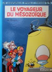 Spirou et Fantasio -13d83- Le voyageur du mésozoïque