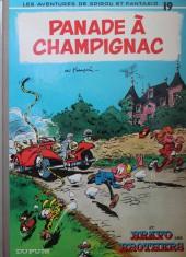 Spirou et Fantasio -19a1983- Panade à Champignac