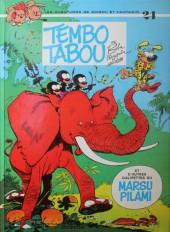Spirou et Fantasio -24b84- Tembo Tabou