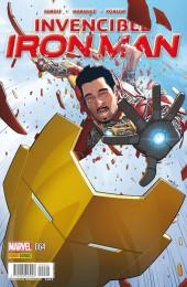Invencible Iron Man (El) -64- Reinicio. Parte 3 de 5.