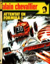 Alain Chevallier -11a85- Attentat en formule 1