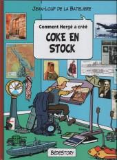 Comment Hergé a créé... -18- Coke en stock