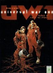 Universal War One -3c06- Caïn et abel