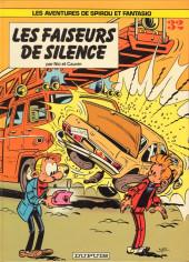 Spirou et Fantasio -32- Les faiseurs de silence
