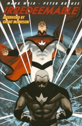 Couverture de Irredeemable (2009) -INT01- Volume 1
