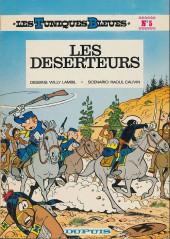 Les tuniques Bleues -5a1976- Les déserteurs