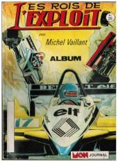 Les rois de l'exploit -Rec25- Album N°25 (n°58 + n°73 + n°74)