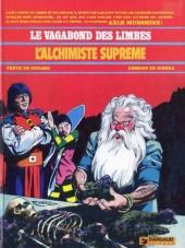 Le vagabond des Limbes -5a1981- L'alchimiste suprême