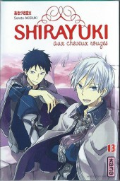 Shirayuki aux cheveux rouges -13- Tome 13