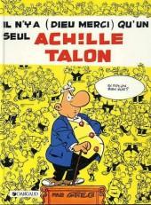 Achille Talon -31a96- Il n'y a (dieu merci) qu'un seul achille talon
