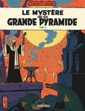 Blake et Mortimer -5d15- Le mystère de la grande pyramide Tome 2