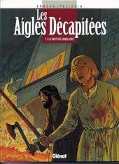 Les aigles décapitées -1b00- La nuit des jongleurs