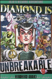 Jojo's Bizarre Adventure - Diamond is unbreakable -9- Tome 9