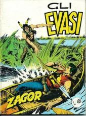 Zagor (en italien) -51- Gli evasi