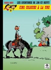 Jim L'astucieux (Les aventures de) - Jim Aydumien -10- Cinq colosses à la une