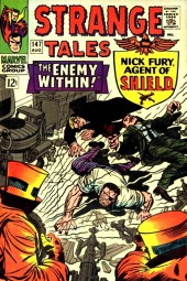 Strange Tales (Marvel - 1951) -147- The Enemy Within!