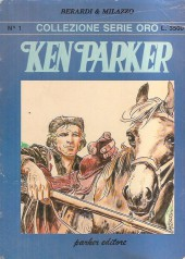 Ken Parker (Collezione Serie Oro) -1- Lungo fucile - Mine Town